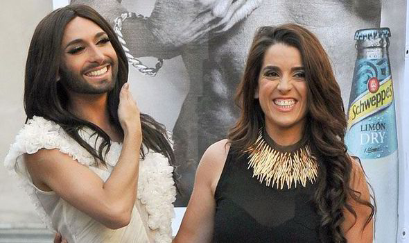 Ruth and Conchita