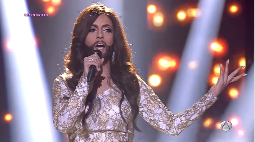 Ruth Lorenzo as Conchita