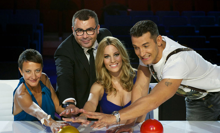 Edurne - Spains Got Talent