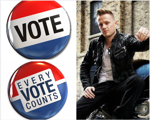 Vote For Nicky