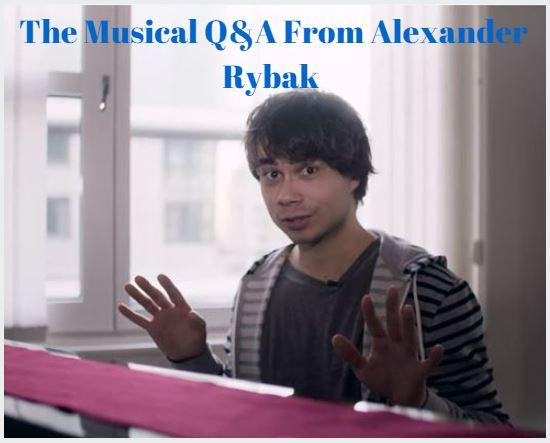Alexander Q and A