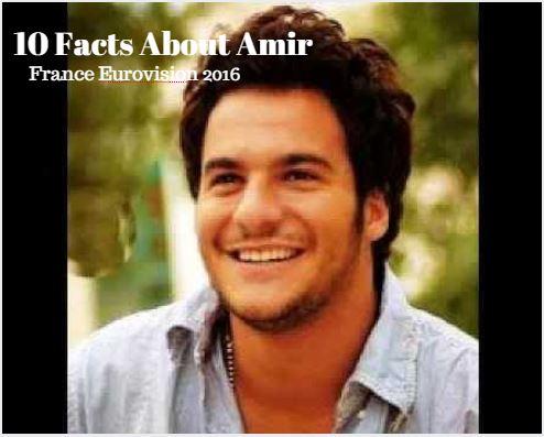 Amir 10 Facts