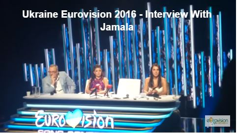 Interview with Jamala