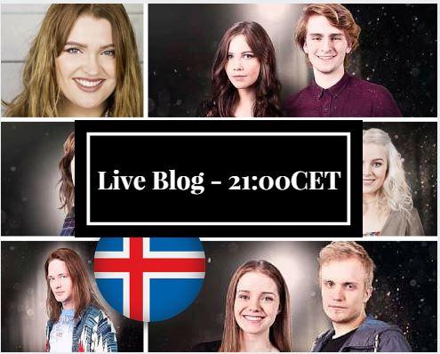 Live Blog - SF 1