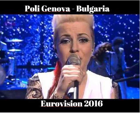 Poli back At Eurovision