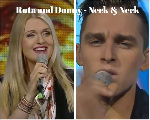 Ruta and Donny