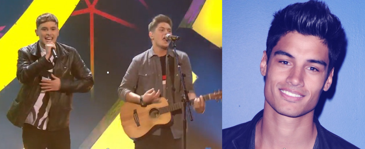 UK: 'The Wanted' write UK song for Eurovision?