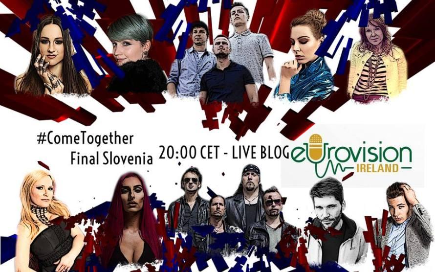Slovenia blog