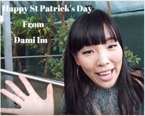 Dami Im Paddy's Day 2