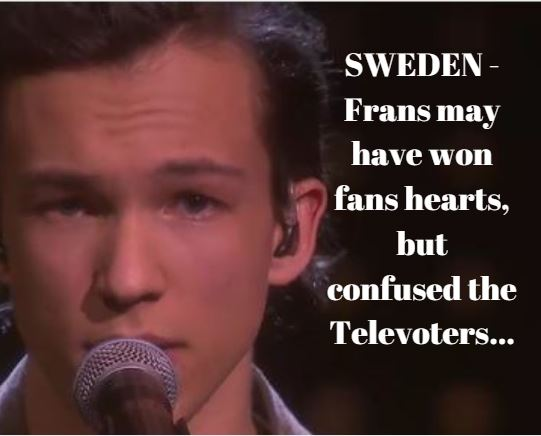 Frans confused Teletovers
