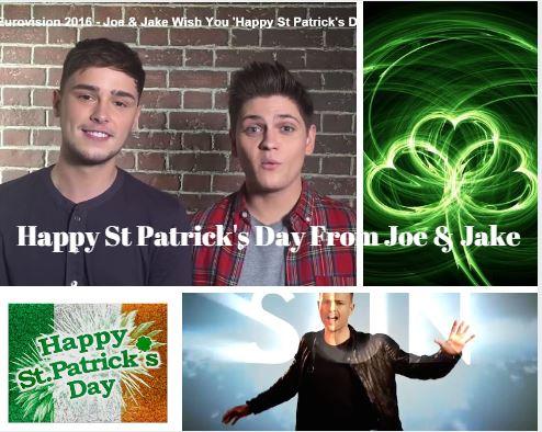 JJ St Patrick's Day
