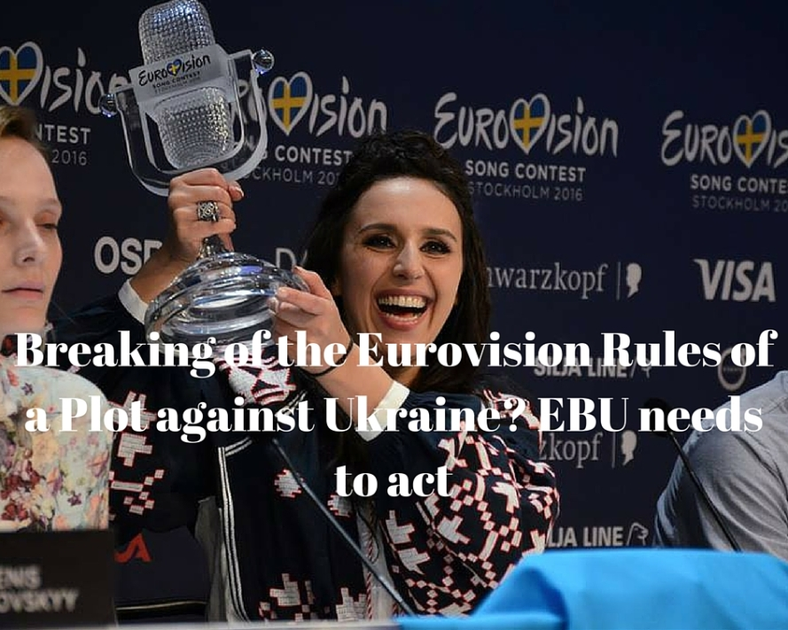 Jamala or Conspiracy