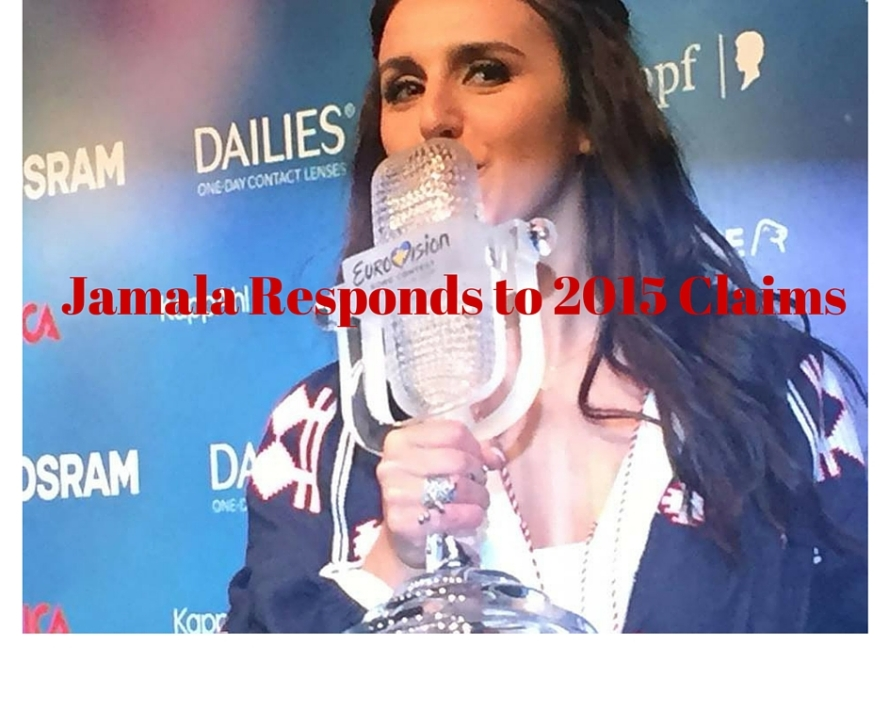 Jamala Responds to Claims