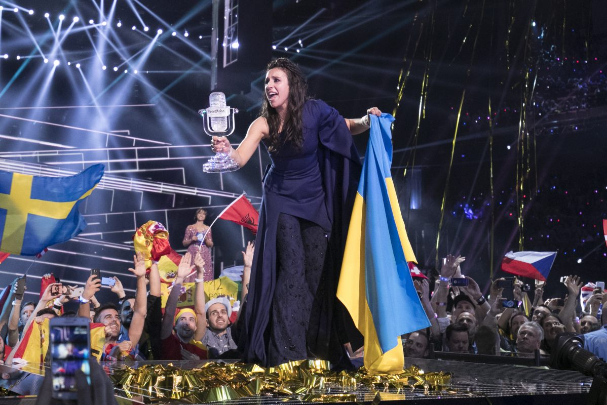 2016 Eurovision Song Contest Winner Andres Putting (EBU)