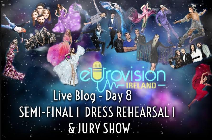 Live blog day 8