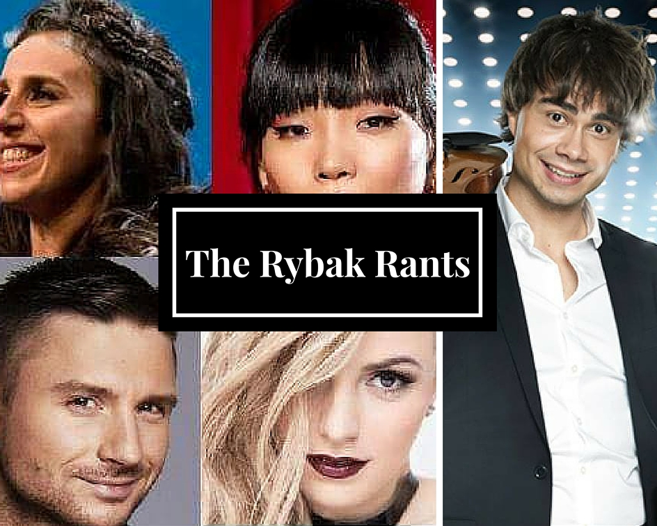 The Rybak Rants