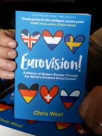 Eurovision! book