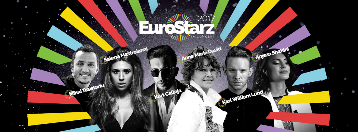 #EUROSTARZ 2017 - Get your tickets before they're gone!