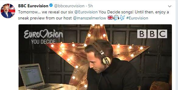bbc reveals