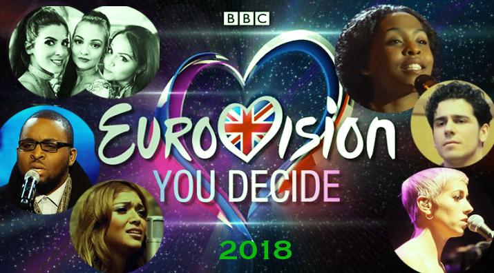 eurovision you decide2018