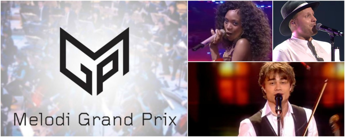 #NORWAY Melodi Grand Prix 2018 Finalists revealed! #BackToESC