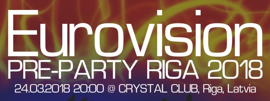 Riga party 2018