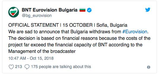 BNT Statement