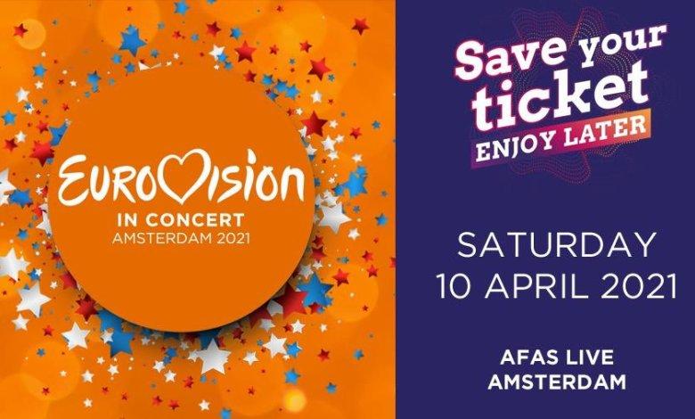 Eurovision 2021 Live