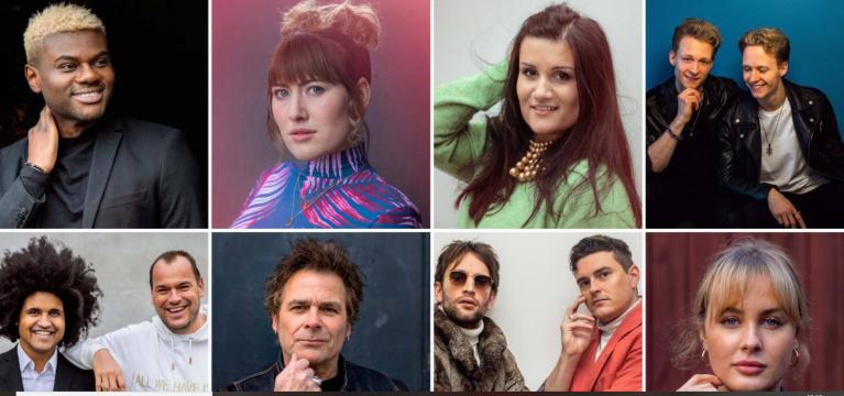 #DENMARK : Tonight, Dansk Melodi Grand Prix 2021. LIVE BLOG from 20:00 CET 19:00 GMT ...